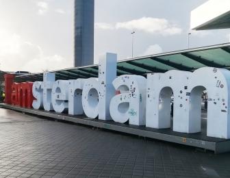 Visite usine Forbo à Amsterdam