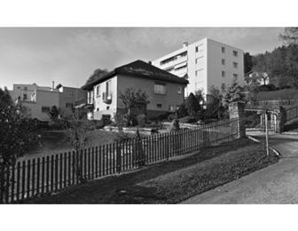 Transformation d'une villa à la Chaux-de-fonds