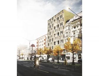 Rénovation et transformation d'un immeuble