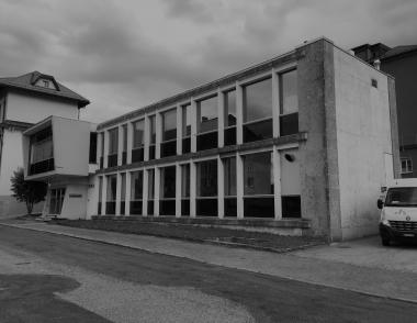 Immeuble industriel à la Chaux-de-fonds