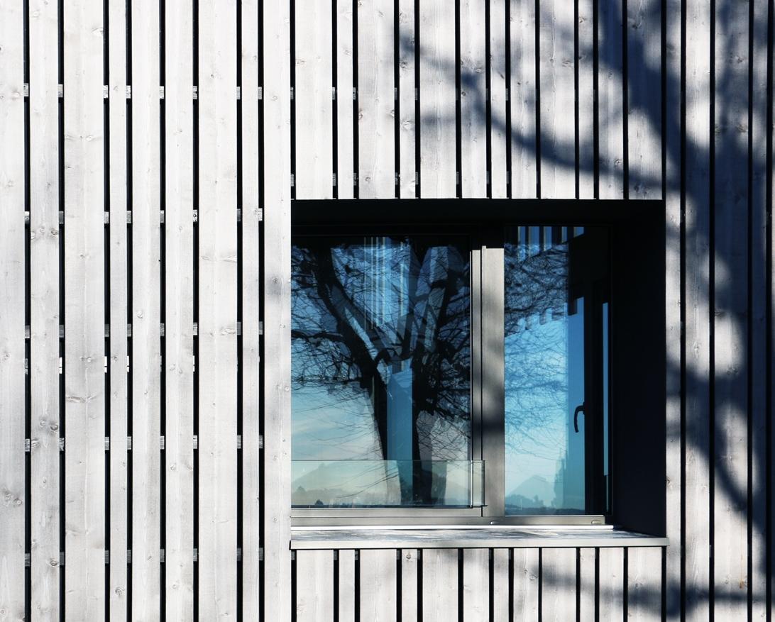 Transformation d'une villa sur les hauteurs de la Chaux-de-fonds